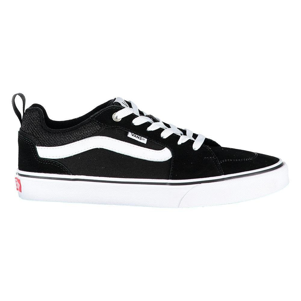 1c59f48409 Vans Men s Filmore Suede Canvas Black