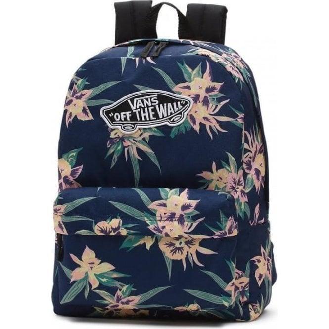 f7439da848 vans backpack flowers Sale