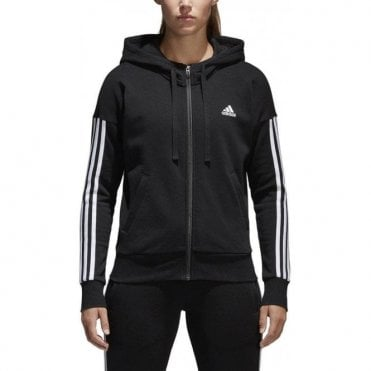 Women's Essentials 3 Stripe Full Zip