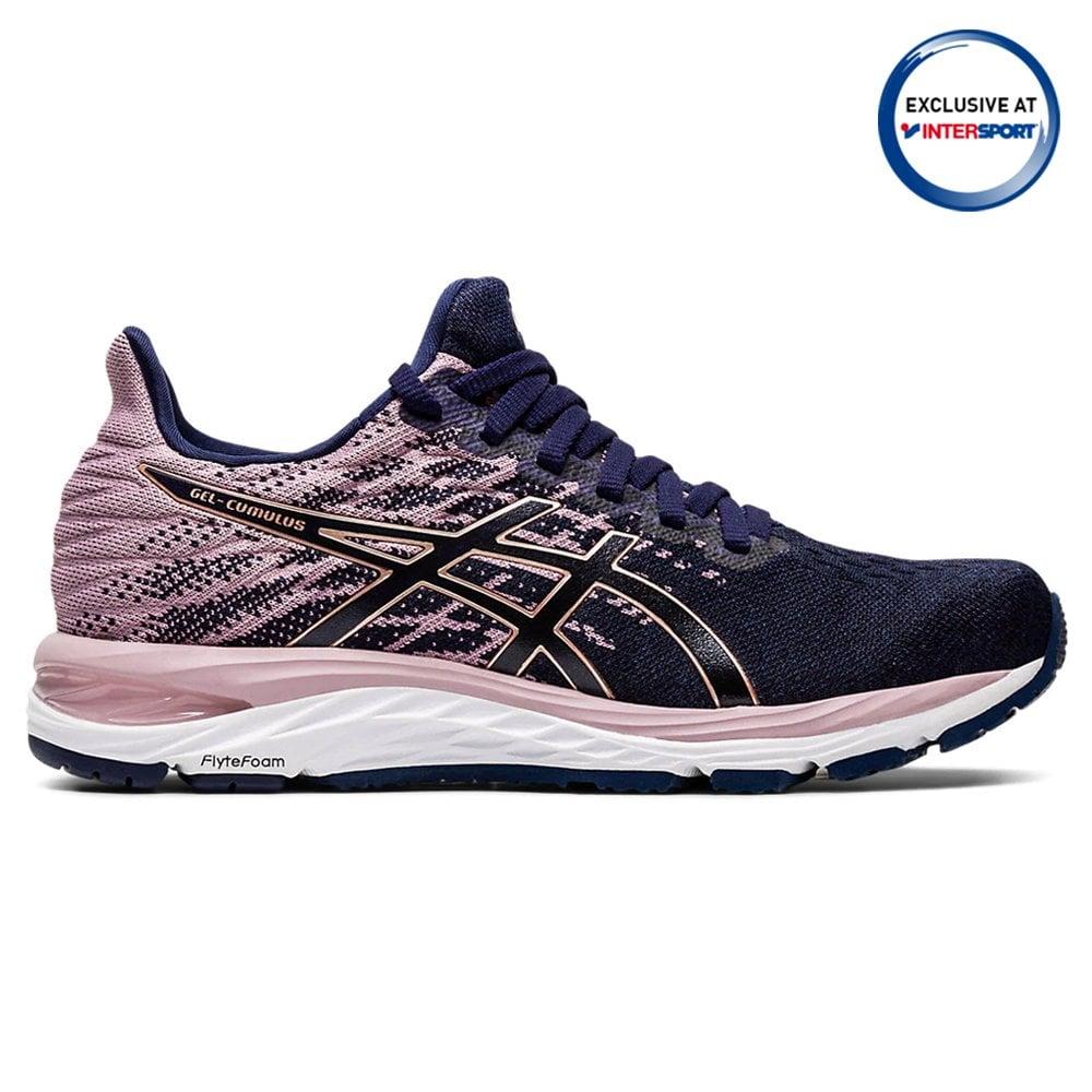 Asics Women's Gel-Cumulus 21 Knit Purple Running Shoes   BMC Sports