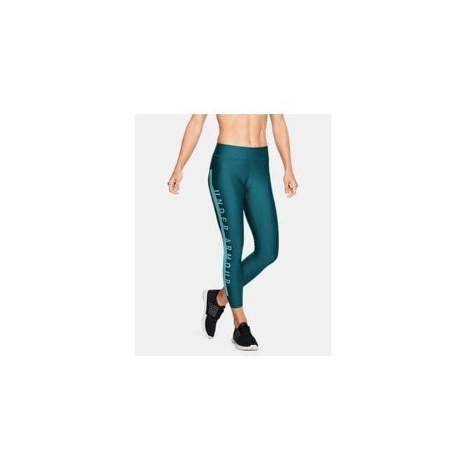 Under Armour Women's HeatGear Armour Cropped Tight