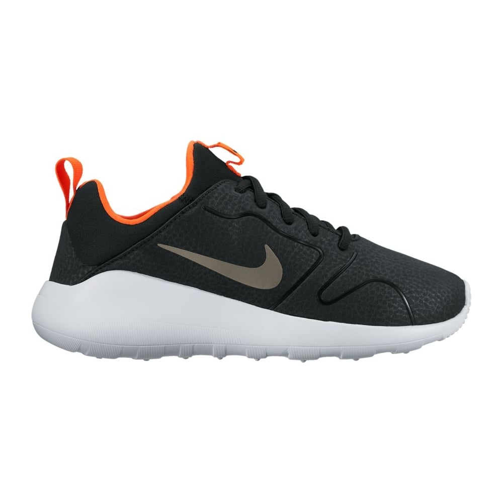 d74001a673e90 Nike Women s Kaishi 2.0 SE Shoe Black Orange