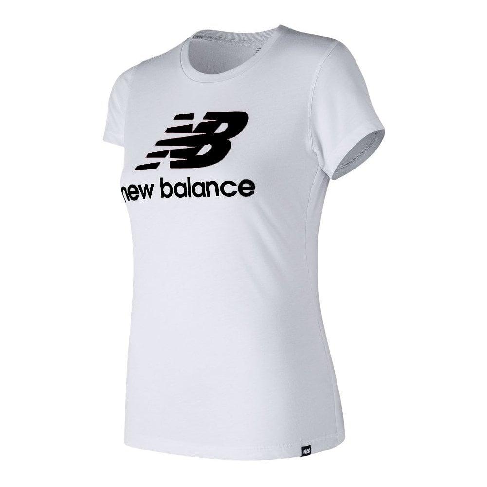 2d73b13f487b4 ... New Balance Women's Logo Tee. Tap image to zoom. Women' ...