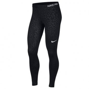 Women's Pro Spotted Cat Print Tight