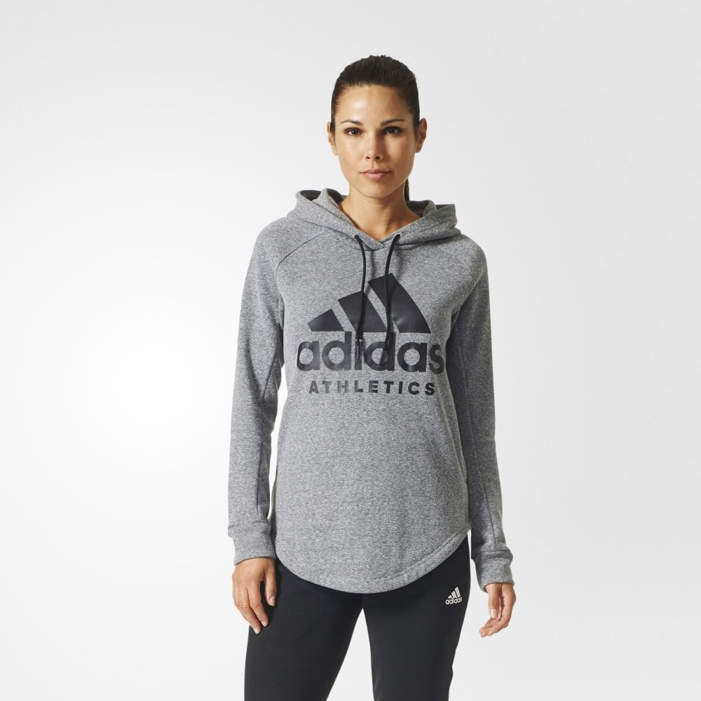 389bee1494fa9f adidas Pullover Hoodie | Womens Clothing