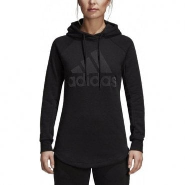 Women's Sports ID Overhead Hoodie Black