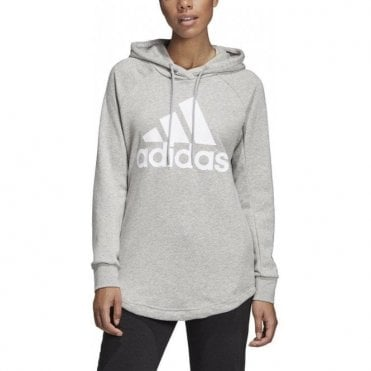 Women's Sports ID Overhead Hoodie Grey